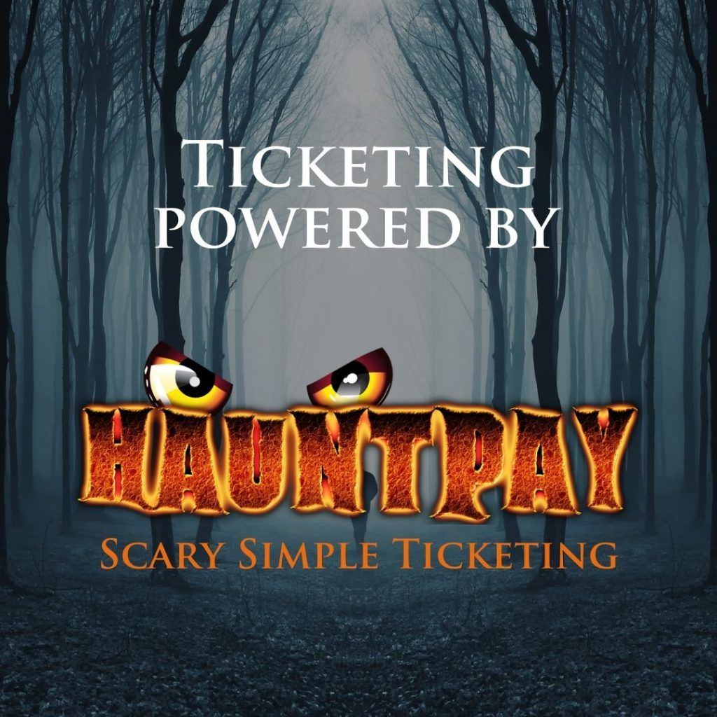 Ticketing Powered by HauntPay